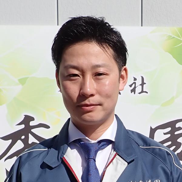 専務取締役 岩﨑 祐大